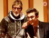 Amitabh Bachchan and Ranbir to share screen space for a song in Brahmastra