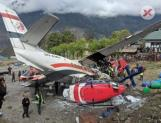 2 killed, 5 injured in plane crash at Lukla airport in Nepal