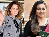 Kangana reacts to Rani Mukherjee's comments on MeToo
