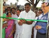 New hospital buildings gets opened in Tirupattur, Jolarpet