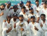 India all set for their 2nd ICC test Championship victory against West Indies