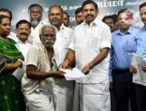 Palaniswami promises redressal of grievances in 30 days
