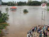 DMK leader MK Stalin and cadres collect relief for flood-hit Kerala