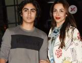 Malaika Arora opens up on the Bollywood debut of son Arhaan Khan