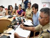DC Abhiram instructs counting staff, polling officers on Lok Sabha counting