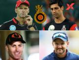 Simon Katich replaces Gary Kristen as RCB head coach