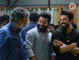 Is this the theme of Rajamouli's film with Tarak and Charan?