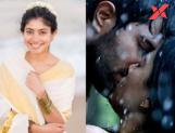 Sai Pallavi said no to Dear Comrade because of kissing scenes