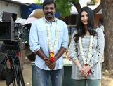 In a first, Shruti Haasan teams up with Vijay Sethupathi in director S P Jananathan's Laabam!