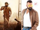 Sanjay Dutt as Rocky Bhai's arch rival in KGF Chapter 2