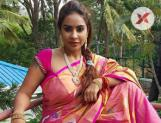 Sri Reddy targeting Trisha this time