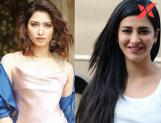 Tamannah replies to Shruthi Hassan comments!