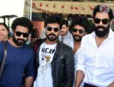 Stars arrive at SS Karthikeya's wedding