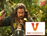 UV creations bagged Andhra region theatrical rights of Syeraa