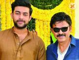 Varun Tej: Missed working with Venkatesh twice