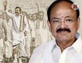 Naidu is impressed with 'YATRA'