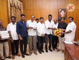 Tamil Film Producer Council thanks Honourable Tamil Nadu CM for Ilaiyaraaja 75