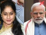 Modi is the bigger criminal I've ever seen: Vijaya Shanti