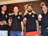Virat Kohli launches Royal Challengers Bengaluru's mobile app