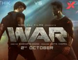War teaser out: Hrithik and Tiger pull off jaw dropping action sequences