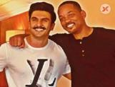 Hollywood star Will Smith went all praise for Ranveer Singh's Gully Boy