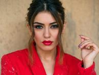 Photos of Hansika Motwani looks ravishing in red dress