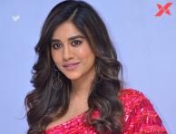 Nabha Natesh at Disco Raja 3rd song release - Photos