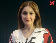 Sayesha Saigal Bandobast Movie Interview Stills