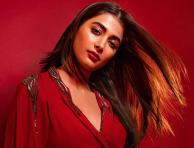 Pooja Hegde looks spicy in Red outfit