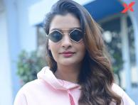 Payal Rajput at Venky Mama Sucess Celebrations - Photos