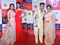 Pics: Bollywood Celebs at Zee Cine Awards 2019