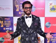 Ranveer Singh at Zee Cine Awards Red Carpet - Photos