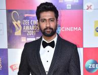 Vicky Kaushal at Zine Cine Awards 2019 in Mumbai - Photos