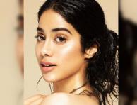 Janhvi Kapoor sizzles with high-shine makeup in her latest Instagram pic