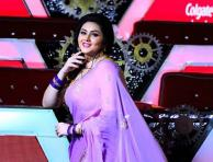 Kollywood Actress Namitha at Zee Tamil Dance Jodi Dance 3.0 - Photos