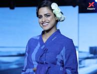 Neha Mahajan Walked Ramp for Jayati Goenka at Lakme Fashion Week - Photos