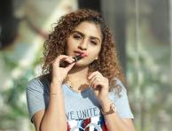 Actress Noorin Shereef poses for Ibaco cosmetics - Photos