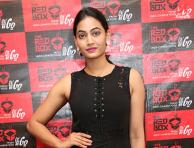 Actress Spandana Palli at The Red Box Indo Chinese restaurant inauguration