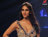 Vani Kapoor Walks The Ramp at Bombay Times Fashion Week