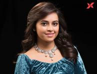 Actress Sri Divya latest stills for an upcoming movie with Vijay Antony