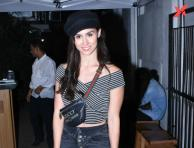 American dancer and Actress Lauren Gottlieb spotted at Izumi Bandra - photos