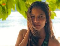 Malavika Mohanan turns up the heat with her vacation pictures