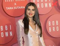Announcement of Tara Sutaria as the Brand Ambassador for Bobbi Brown India