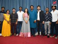 Ondu Shikariya Kathe Film Press Meet Styles