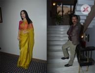 Nawazuddin Siddiqui & Amrita Rao For The Promotions Of Thackeray at Sun & Sand Juhu