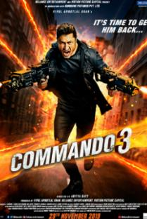 Commando 3 Hindi Movie Review and Rating