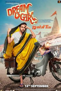 Dream Girl Hindi Movie Review and Rating