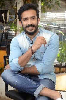 Anchor Ravi's Idhi Maa Prema Katha Movie Pressmeet Photos