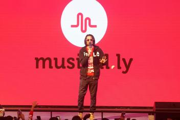 Bhuvan Bam Show At Musical ly's Muser Event