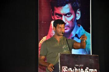 Irumbu Thirai Movie Audio Launch Stills